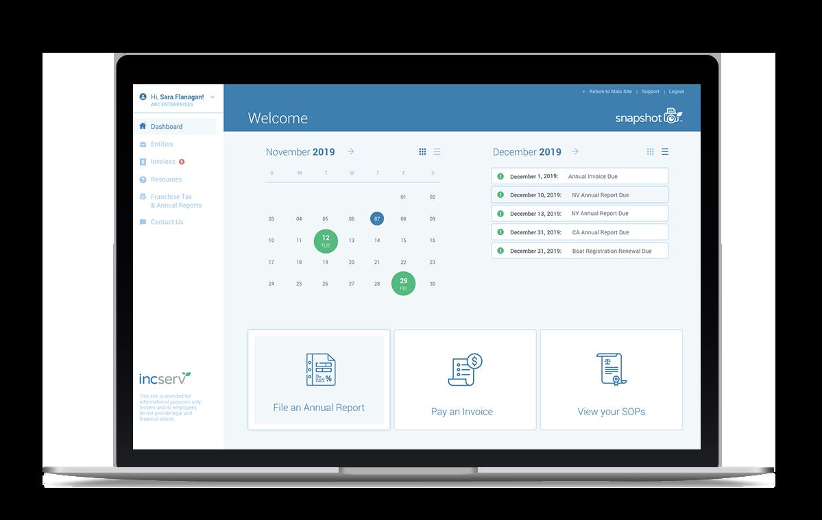 Incserv Incorporating Services Ltd
