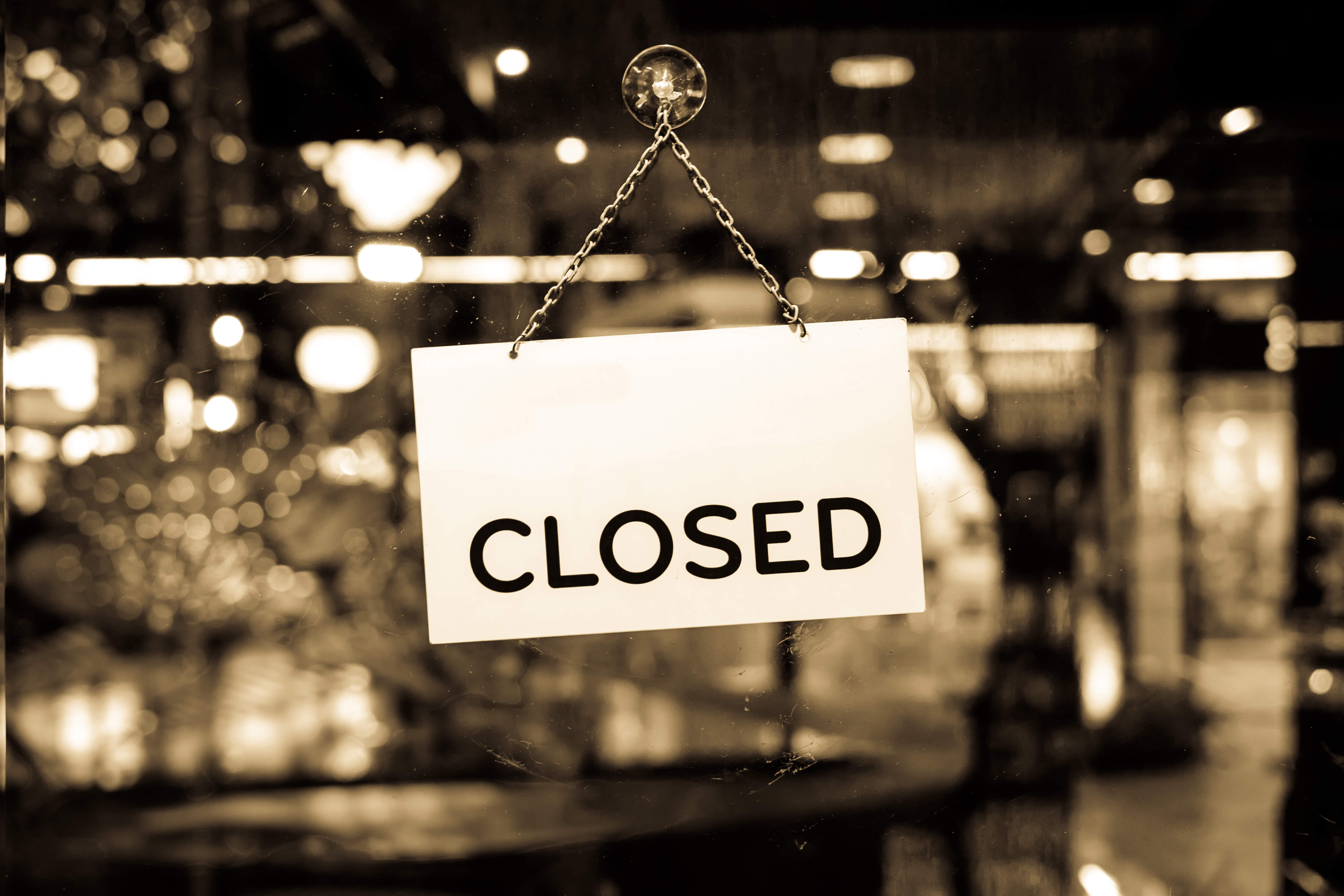 Closed - January 21st - MLK Day