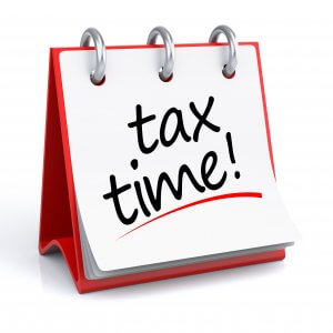 Delaware, Don't Forget! Tax Time