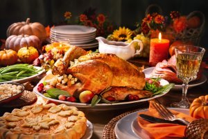 Thanksgiving iStock 1047503148